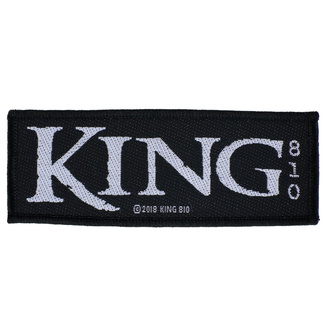 Patch King 810 - Logo - RAZAMATAZ, RAZAMATAZ, King 810