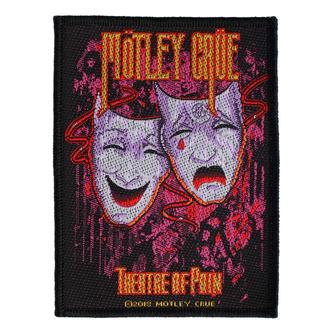 Patch Mötley Crüe - Theatre Of Pain - RAZAMATAZ, RAZAMATAZ, Mötley Crüe