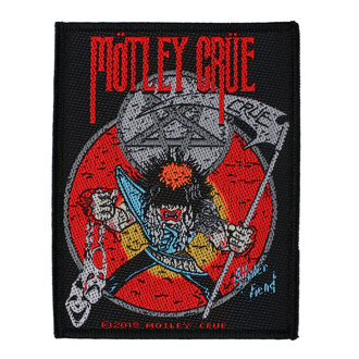 Patch Mötley Crüe - Allister Fiend - RAZAMATAZ, RAZAMATAZ, Mötley Crüe