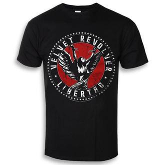 tričko pánské Velvet Revolver - Libertad - Black - HYBRIS, HYBRIS, Velvet Revolver