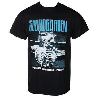 tee-shirt métal pour hommes Soundgarden - JESUS CHRIST POSE - PLASTIC HEAD, PLASTIC HEAD, Soundgarden