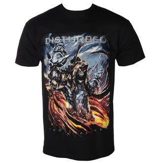 tee-shirt métal pour hommes Disturbed - THE END - PLASTIC HEAD, PLASTIC HEAD, Disturbed