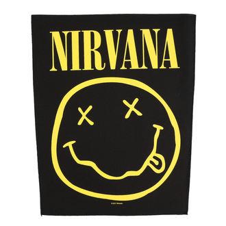 Grand Écusson Nirvana - Smiley - RAZAMATAZ, RAZAMATAZ, Nirvana