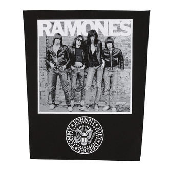 grand patch RAMONES - 1976 - RAZAMATAZ, RAZAMATAZ, Ramones