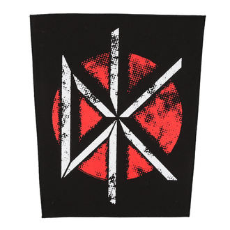 grand patch DEAD KENNEDYS - VINTAGE DK LOGO - RAZAMATAZ, RAZAMATAZ, Dead Kennedys