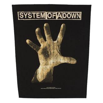 grand patch SYSTEM OF A DOWN - HAND - RAZAMATAZ, RAZAMATAZ, System of a Down