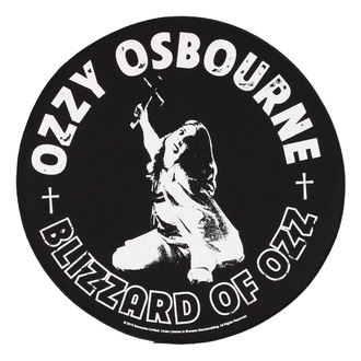 grand patch OZZY OSBOURNE - BLIZZARD OF OZZ - RAZAMATAZ, RAZAMATAZ, Ozzy Osbourne