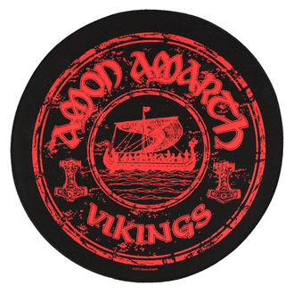 applique grand Amon Amarth - Vikings Circular - RAZAMATAZ, RAZAMATAZ, Amon Amarth
