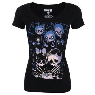 t-shirt hardcore pour femmes - Play With Spirits - Akumu Ink, Akumu Ink