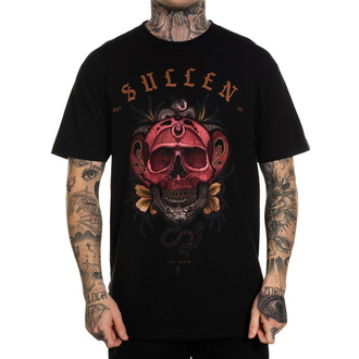T-shirt pour hommes SULLEN - VENOMOUS - NOIR, SULLEN