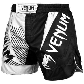 Short de boxe (short de combat) VENUM - NoGi 2,0 - Noir / blanc, VENUM