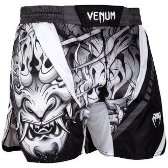 Short de Boxe (short de combat) VENUM - Devil - blanc / Noir