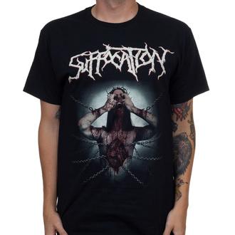 tee-shirt métal pour hommes Suffocation - Jesus Wept - INDIEMERCH, INDIEMERCH, Suffocation