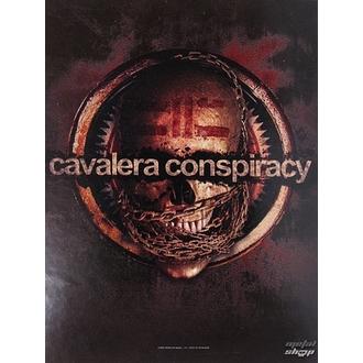 drapeau Cavalera Conspiracy, HEART ROCK, Cavalera Conspiracy