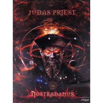 drapeau Judas Priest - Nostradamus, HEART ROCK, Judas Priest