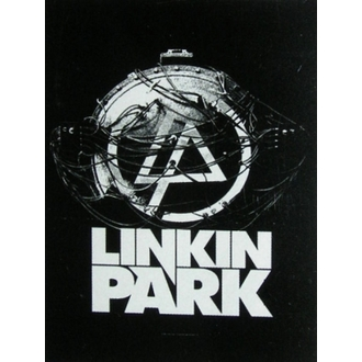 drapeau Linkin Parc - Atomic Age, HEART ROCK, Linkin Park