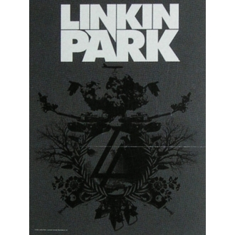 drapeau Linkin Parc - Plan B, HEART ROCK, Linkin Park