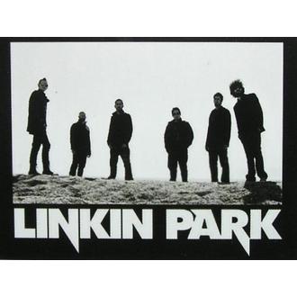 drapeau Linkin Parc - Sandy Band, HEART ROCK, Linkin Park