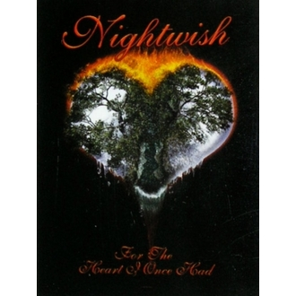 drapeau Nightwish - For The Heart I oNCE Serpent, HEART ROCK, Nightwish