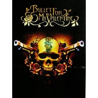 drapeau Bullet For My Valentine - Pistols, HEART ROCK, Bullet For my Valentine