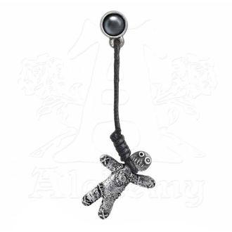 Boucles d'oreilles ALCHEMY GOTHIC - Voodoo Doll, ALCHEMY GOTHIC