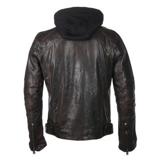 Veste pour hommes G2BLews SF LARETV - noir marron - M0012855