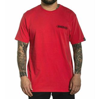 T-shirt pour homme SULLEN - RED ELECTRIC, SULLEN