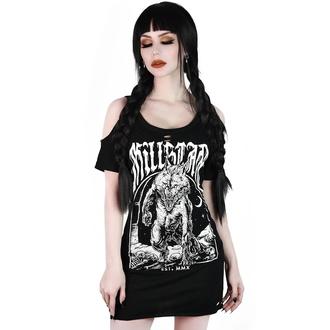 t-shirt pour femmes - Hungry Distressed - KILLSTAR - KSRA001833