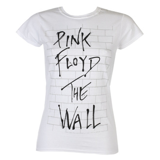 tee-shirt métal pour femmes Pink Floyd - The Wall album - LOW FREQUENCY, LOW FREQUENCY, Pink Floyd