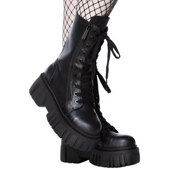 Chaussures KILLSTAR - KICK The Bucket- NOIR, KILLSTAR