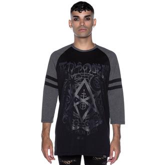 T-shirt à manches 3/4 pour hommes  KILLSTAR - Wake From Death, KILLSTAR