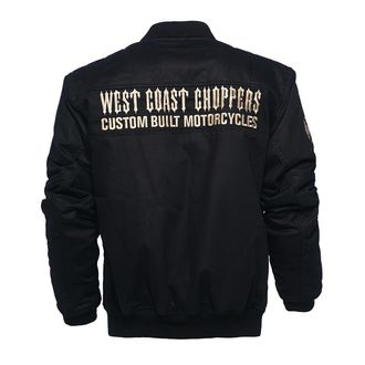 Veste hommes WEST COAST CHOPPERS - ASSUALT - BLACK, West Coast Choppers