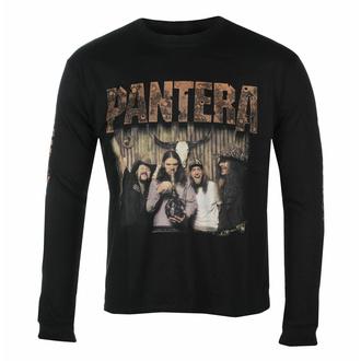 t-shirt pour homme manche longue Pantera - Bong Group BL - ROCK OFF, ROCK OFF, Pantera