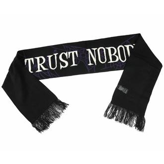 écharpe KILLSTAR - Trust Nobody - Noir, KILLSTAR