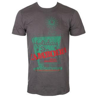 tee-shirt métal pour hommes Dead Kennedys - Holiday In Cambodia - ROCK OFF, ROCK OFF, Dead Kennedys