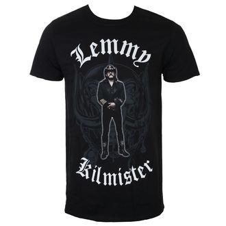 T-shirt Lemmy Kilmister - Memorial Statue - Noir - ROCK OFF, ROCK OFF, Motörhead