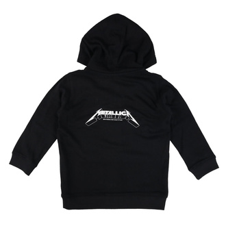 sweat-shirt avec capuche enfants Metallica - (Logo) - Metal-Kids, Metal-Kids, Metallica