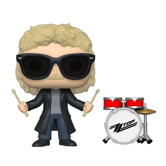 figurine ZZ top - Frank Beard - POP!, POP, ZZ-Top