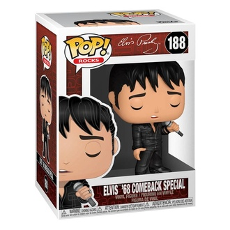 Figurine POP Elvis Presley - '68 Comeback Special - POP!, POP, Elvis Presley