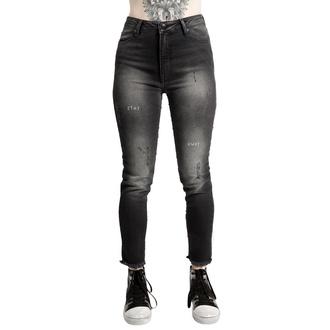 Pantalon pour femmes DISTURBIA - Stay Away, DISTURBIA