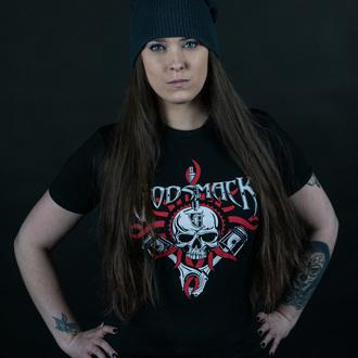 tee-shirt métal pour hommes Godsmack - Chrome Pistons - ROCK OFF, ROCK OFF, Godsmack