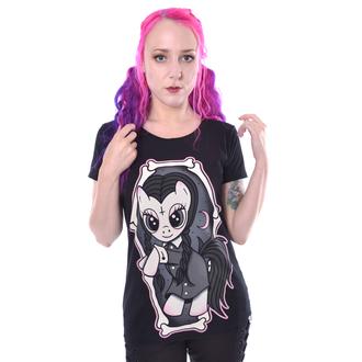 t-shirt pour femmes - WEDNESDAY PONY - CUPCAKE CULT, CUPCAKE CULT