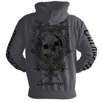 sweat-shirt avec capuche pour hommes Machine Head - Clock GREY - NUCLEAR BLAST, NUCLEAR BLAST, Machine Head