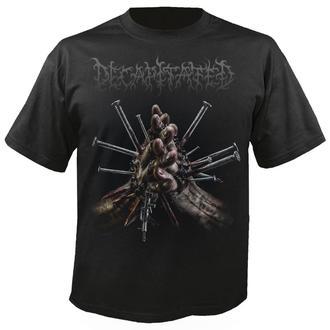 tee-shirt métal pour hommes Decapitated - Anticult - NUCLEAR BLAST, NUCLEAR BLAST, Decapitated