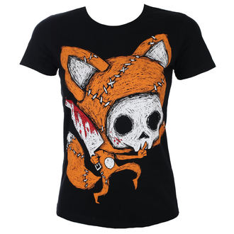 t-shirt hardcore pour femmes - Bloody Little Secret - Akumu Ink, Akumu Ink