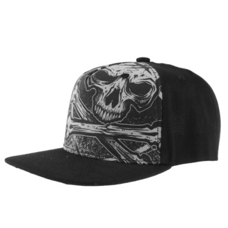 Casquette HYRAW - GREY BLAZON, HYRAW