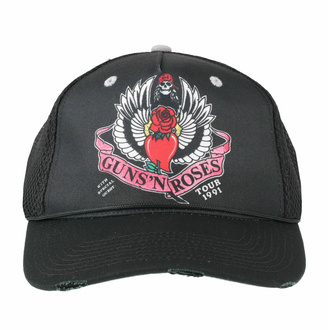 Casquette Guns N' Roses - 91 TOUR - AMPLIFIED, AMPLIFIED, Guns N' Roses