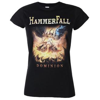 T-shirt metal pour femmes Hammerfall - Dominion - ART WORX, ART WORX, Hammerfall