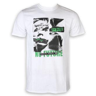 tee-shirt métal pour hommes Sex Pistols - No Future - ROCK OFF, ROCK OFF, Sex Pistols