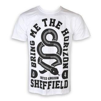 tee-shirt métal pour hommes Bring Me The Horizon - Snake Men - ROCK OFF, ROCK OFF, Bring Me The Horizon